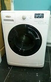 Whirlpool AWOE8761 8kg 1400 Spin White LCD A+ Rated Washing Machine 1 YEAR GUARANTEE FREE FITTING