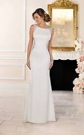 Stunning wedding dress from Stella York model 6534
