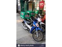 Papa Johns Pizza instore and delivery drivers required (bike or car)