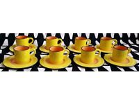 Expresso Cup and Saucer Set