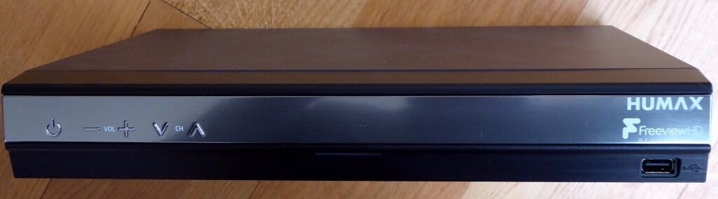 Humax HDR-2000T Smart Freeview HD TV Recorder (Like new, boxed, hardly used)