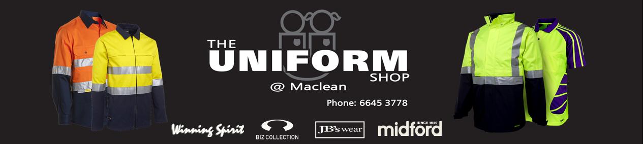 Uniform Shop @ Maclean