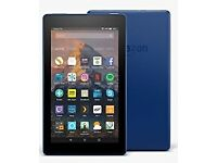 AMAZON FIRE TABLET HD 7 MARINE BLUE - 16GB ALSO INCLUDING FREE EMORY CARD AND HEAVY DUTY CASE
