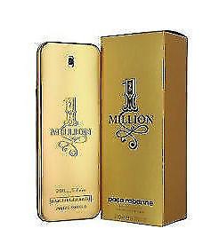 Paco Rabanne 1 Million (100 ml), Eau de Toilette Parfum für Herren