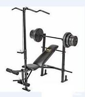 REDUCED Everlast home gym like new $150 or best offer