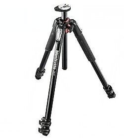Manfrotto MT055XPRO3 Aluminium Tripod NEVER USED. PICK UP TODAY - MONDAY 23rd APRIL