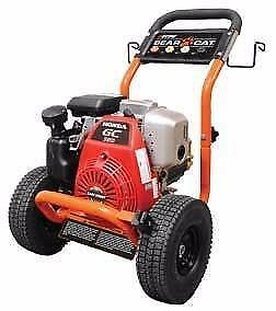 END OF SEASON SALE SAVE $200 Echo Bearcat 2700 PSI Pressure Washer with Honda GC160 GC 160 Engine Gas Motor
