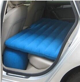 Inflatable truck bed