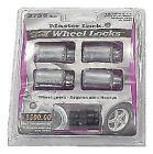 Master Lock Wheel Locks Wheel Lugs