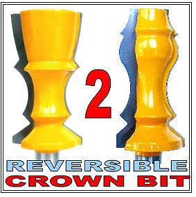 2-pc-1-2-SH-Reversible-Crown-Molding-Router-Bit-Set