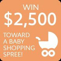 Join newmom.ca and get a chance to win a $2,500 Baby Shopping Sp