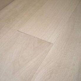 Untreated Oak Engineered Flooring