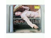 RICK ASTLEY KEEP IT TURNED ON CD RARE