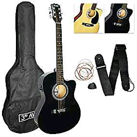 Electro Acoustic Guitar for sale.