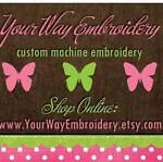 Your Way Embroidery