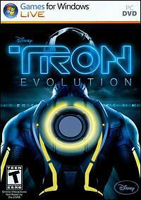 TRON EVOLUTION - Prequel to Tron Legacy - Disney Arade Action PC Game US Version