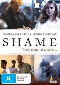SHAME  DVD NEW AND SEALED