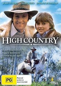 HIGH COUNTRY DVD ( JOHN WATERS )