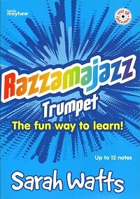 RAZZAMAJAZZ TRUMPET Watts Book & CD