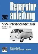 Reparaturanleitung VW T2