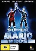 Super Mario Bros DVD