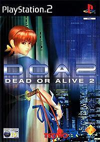 Dead or Alive 2 - gra na PS2