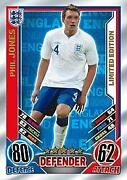 Match Attax England 2012