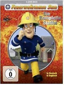 Feuerwehrmann Sam Die Komplette 7.Staffel DVD