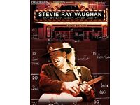 Stevie Ray Vaughan: Day by Day, Night After Night Limited Edition Signed