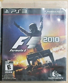PS3 Game • F1 2010