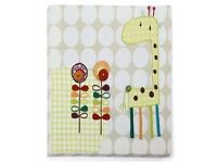 Mamas & Papas Jamboree Giraffe canvas (RRP:£22.00)