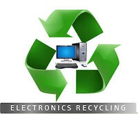 Computer decomissioning and recycling pickup