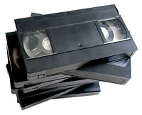 I convert your VHS tapes to Digital/DVD format