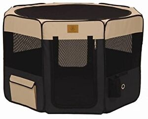 Precision Pet Soft Side Play Yard  - Medium