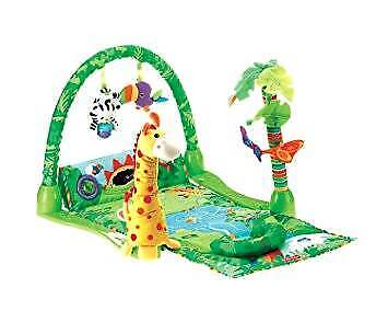 Fisher price Safari Baby play mat gym for girl or boy
