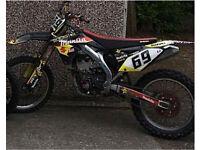 Rmz450 - 2010 - £1850 ovno