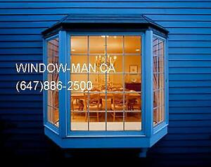 Bay Vinyl Window Replacement  Save on Heat and Air