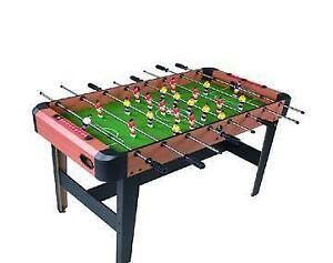 FOOSBALL TABLE | BRAND NEW | AVAILABLE AT OUR SHOP & ONLINE | FREE SHIPPING