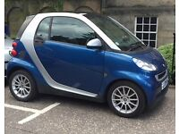 Smart Fortwo Passion, Low miles, FULL MOT