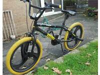 BMX - Bike - Mag Wheels