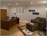 Basement Installation and Renovation Services
