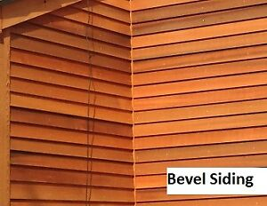 "500 ft 6"" CEDAR bevel siding $500"