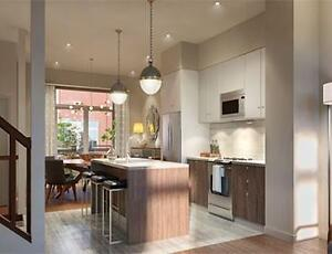 Dec 1 - Luxury 3+1 bedroom executive townhome downtown Toronto