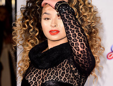 Make like Ella Eyre in a little black dress this New Year's Eve. Credit: Ian West/PA Wire