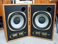 Tannoy Dual Concentric Little Gold Monitors (2 pair)