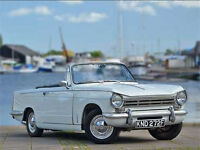 Classic Car Hire Voucher relive those classic motoring memories great Christmas gift voucher