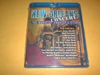 New Orleans Concert (blu-ray)