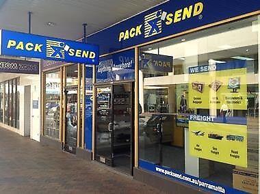 PACK SEND Parramatta - Invest in the growing area - URGENT