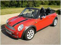 MINI One Convertible (Launch specification model) high spec