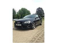 Audi A3 2.0 TDI Black edition